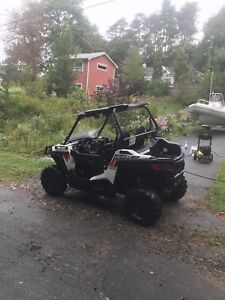 2016 Polaris RZR 900 Trail