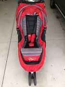 Baby Jogger City Mini Stroller - Red/Black Alfred Cove Melville Area Preview