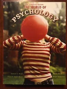 The World of Psychology textbook