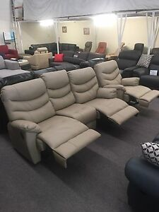 Recliner Suite with 3 x recliner actions Sumner Brisbane South West Preview