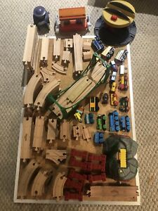 Brio & Chuggington track, trains and accessories