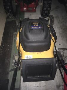 Cub Cadet electric push mower