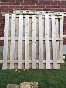 Free Fence Boards