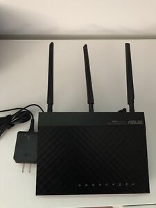 Asus Rt ac66u router