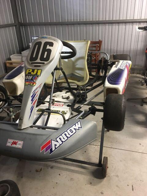 Twin engine go kart | Other Automotive | Gumtree Australia Golden