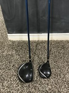 Adams Golf Ovation Driver & 3 Wood