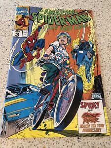The Amazing Spider-Man: Hit and Run #3 (1992, Marvel)