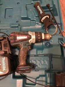 Makita lxph03 and Genuine TD090D drill/driver plus case
