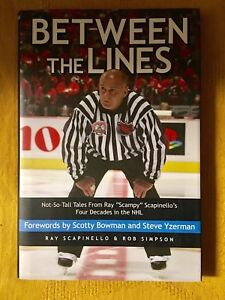 Ray Scapinello (NHL Referee) - Between the Lines