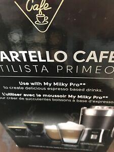 Espresso machine. Brand new in box. Never used