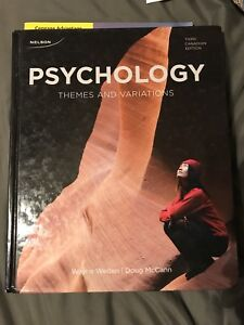 Psychology: variations and themes