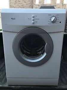 Stackable condo size dryer