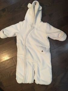 Gap 3-6 month snowsuit