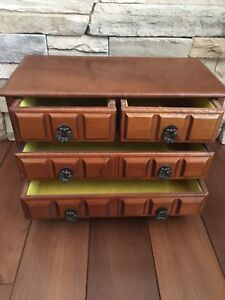 Enchanted Musical 4 Drawer Jewelry Box!
