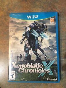 Jeux WII U Xenoblade Chronicles