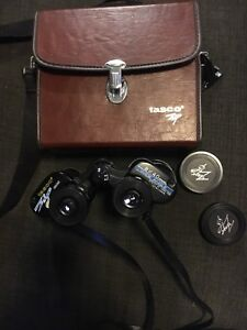 Tasco Zip 8 X 40 mm Wide Angle Binoculars-Excellent Condition