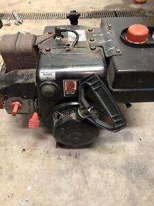 8 hp Tecumseh replacement snowblower engine