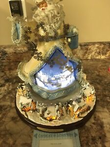 Thomas Kinkade Christmas Collectable