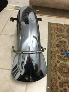 75-77 gl1000 goldwing front fender.
