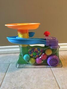 Playskool ball popper
