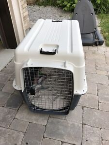 """Giant Airline Approved Dog Kennel  39"""" x 26 """" x 29"""""""