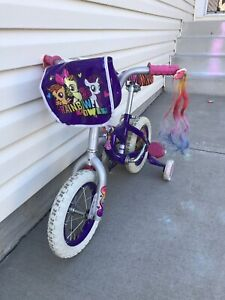 Kids Bike. My Little Pony