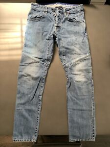 Dainese Kevlar Motorcycle Jeans, Size 30/32