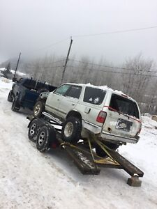 1999 Toyota 4Runner & 1997 Tacoma Part Out