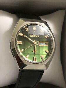 Rare Watch - Vintage Ricoh