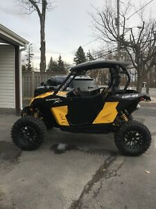 Trade for a can am renegade or outlander xmr 1000