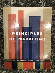 Principles of Marketing, Ninth Canadian Edition