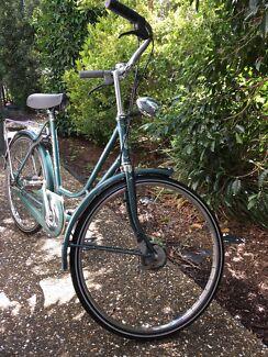 MUST SELL- Gazelle vintage cruiser bike