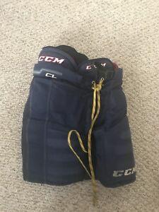Ccm Hockey pants navy blue junior medium