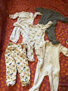 Baby boy sleepers 6-12 month
