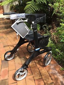 New Drive Nitro Elite Rollator Walker - light and easily folded Willoughby Willoughby Area Preview