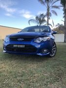 2012 ford xr6 Ute limited edition Singleton Singleton Area Preview