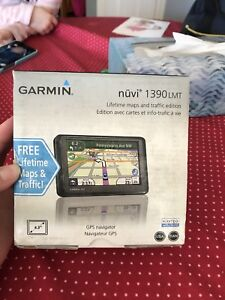 GPS  GERMIN nüvi 1390 LMT