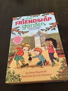 Friendship Garden 4 book set