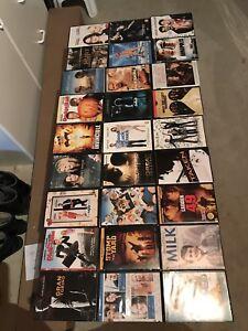 DVD Movies ****  135 DVDs