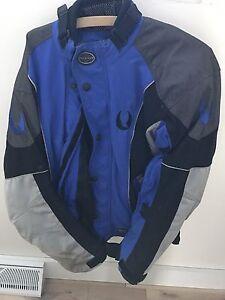 Manteau de moto impermeable