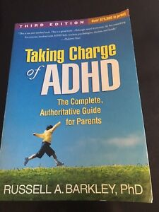 Book-Taking Charge of ADHD