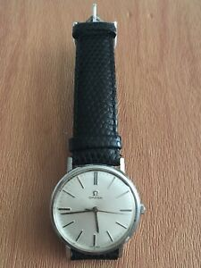 Omega Watch - 1968 Mint Condition- Bargain