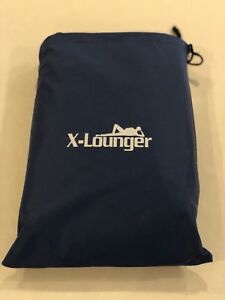 New X-Lounger Inflatable Camping Mattress