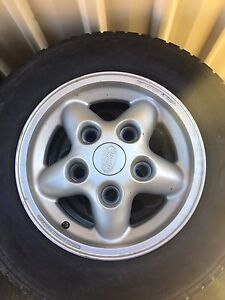 Land Rover  Discovery/Defender Alloy rims Wollongong Wollongong Area Preview