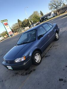 Looking for Toyota tercel engine