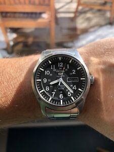 Seiko 5 Sports Automatic Field Watch SNZG13J1