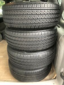 Set de pneus d'été 205 50 r 17 firestone ft140