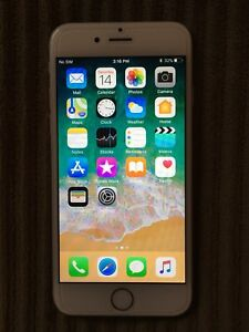 iPhone 6 64gb with new battery