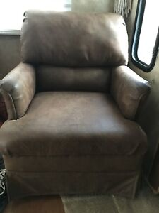Swivel chair for your RV