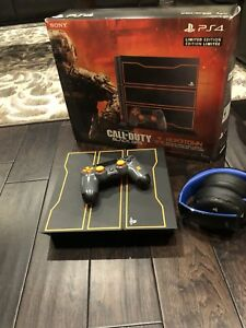 PlayStation 4 Black Ops 3 Edition 1TB